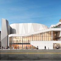 Steppenwolf Theatre Expansion, Chicago, Ohio