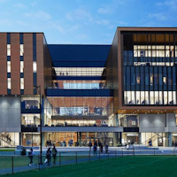 North Building 'B', University of Toronto, Mississauga Campus